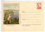 ХМК СССР 1956 г. 345  1956 29.11 Побережье Охотского моря вблизи Магадана