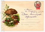 ХМК СССР 1960 г. 1248 P  1960 27.06 Белые грибы