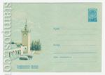ХМК СССР 1960 г. 1200  1960 19.05 Симферополь. Вокзал