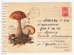 USSR Art Covers/1960 1249 P  1960 27.06 Подосиновики