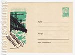 ХМК СССР 1962 г. 2200  1962 05.09 Строительство Братской ГЭС