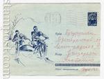 ХМК СССР 1963 г. 2927 СССР 1963 Мотогонки