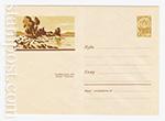 USSR Art Covers/1963 2403  1963 15.02 Челябинская область. Озеро Тургояк