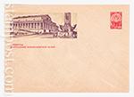 ХМК СССР/1963 г. 2757  12.09.1963 Ленинград. Центральный военно-морской музей.
