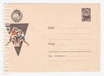 ХМК СССР/1963 г. 2630  28.06.1963 Спартакиада народов СССР. Бокс