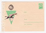 ХМК СССР/1963 г. 2662  10.07.1963 Спартакиада народов СССР. Конный спорт