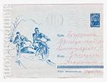 ХМК СССР/1963 г. 2927  1963 Мотогонки