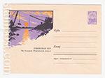 ХМК СССР/1964 г. 3123  10.04.1964 На Большой Ферганском канале.
