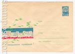 ХМК СССР 1965 г. 3533  1965 04.01 С праздником Первомая! В.Михайлов