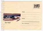 ХМК СССР 1967 г. 4708  1967 19.06 Участок магистрали Мурманск-Ленинград