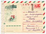 ХМК СССР 1970 г. 7296  1970 27.10 АВИА. Соревнования по бобслею