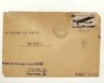 Почтовые отправления 30-е года 10 СССР 1938