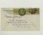 Почтовые отправления 30-е года 12 СССР 1930