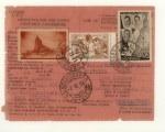 Почтовые отправления 30-е года 14 СССР 1938