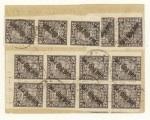 Почтовые отправления 30-е года 2a Россия 1922 100000 руб на 250 руб
